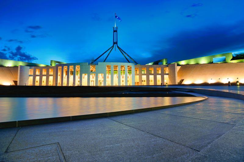 Australian government building